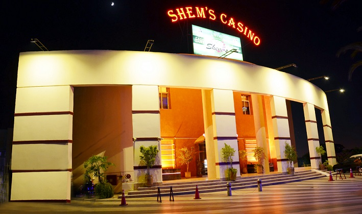 Casino Shem's Agadir Maroc