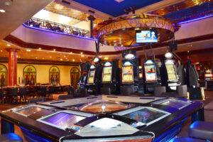 Roulette automatique Shem's casino Agadir