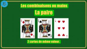 Combinaison paire shem's casino Agadir