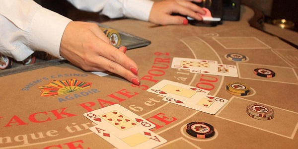 Black Jack Agadir Casino Shem's Agadir