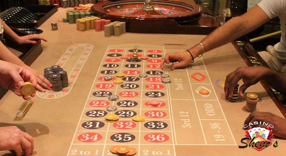 partie de roulette shem's casino Agadir